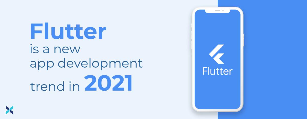 New App Development Trend Flutter