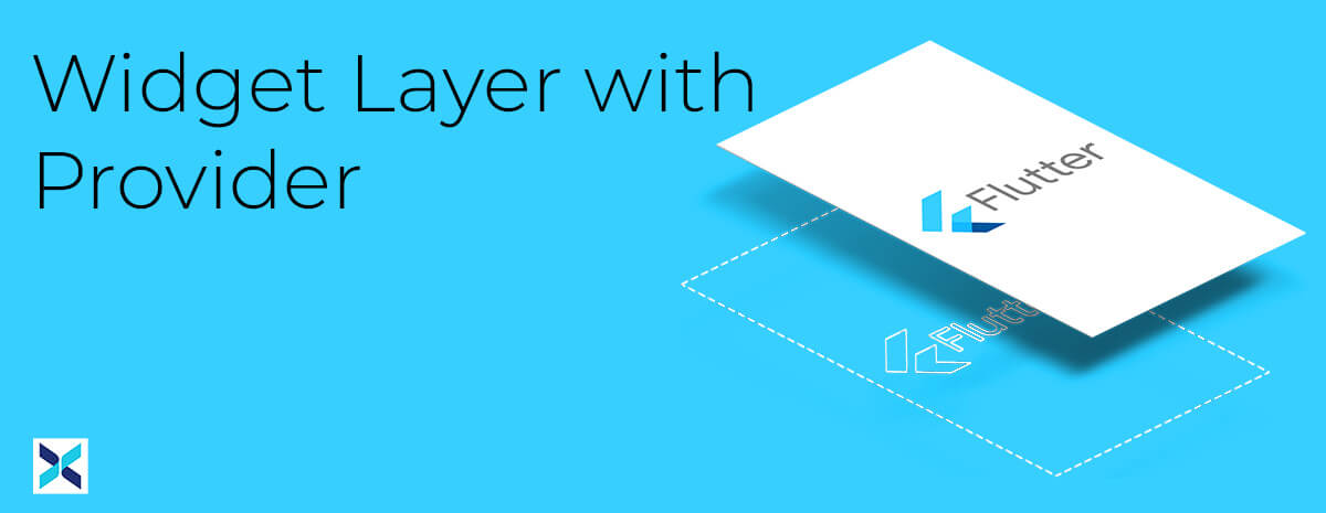 widget layer with provider