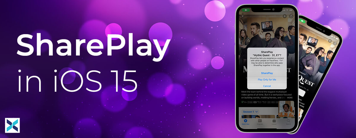 implement shareplay in ios 15
