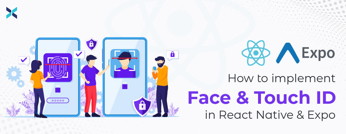 face id and touch id in react native and expo