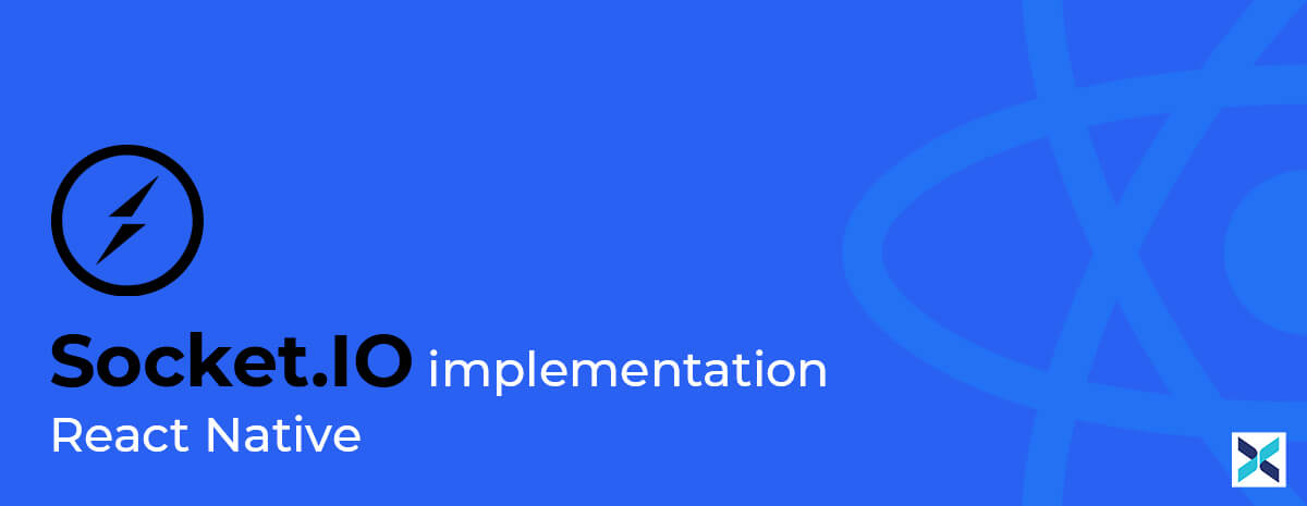 socket io implementation react native
