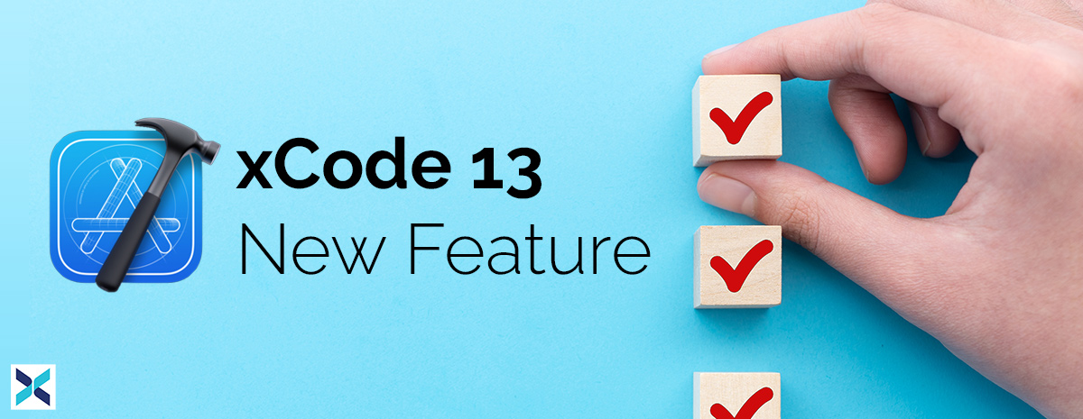 xcode 13 new features