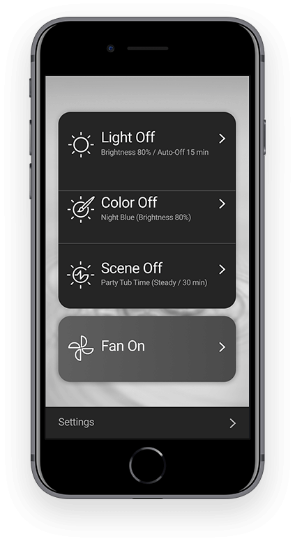 IoT Home Automation Application