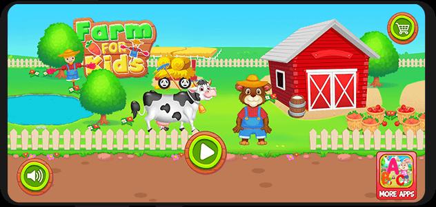 Farm Activity Game Development