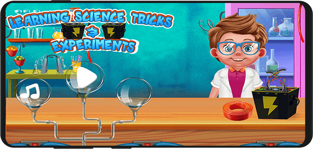 Science Experiments Game Development