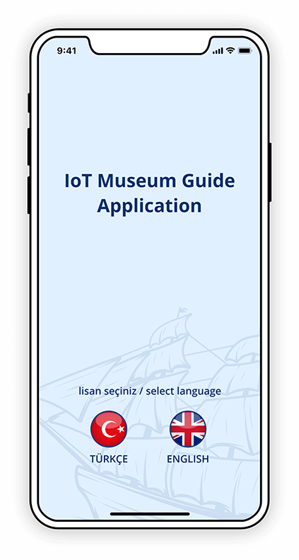 IoT Museum Guide Application