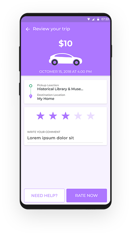 Two Way Review & Rating